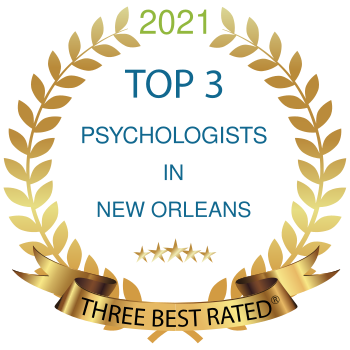 Top 3 Psychologists in New Orleans